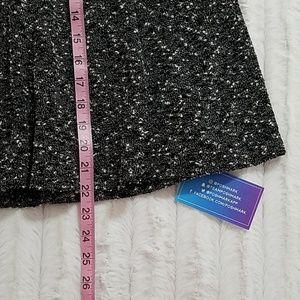 Cynthia Rowley Skirts - Cynthia Rowley • black & white textured skirt•